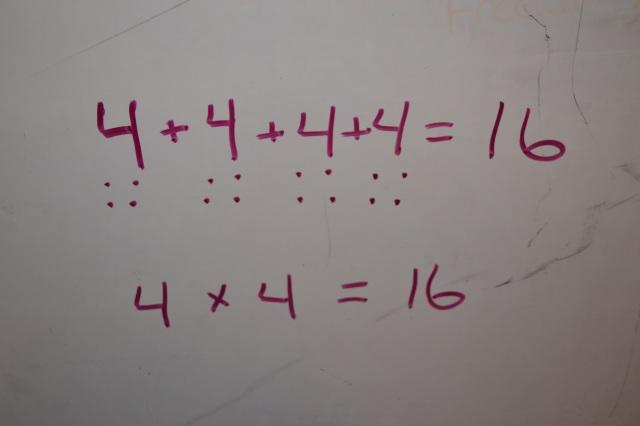 Multiplication!