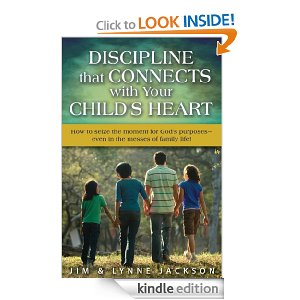Discipline that connects with a child's heart