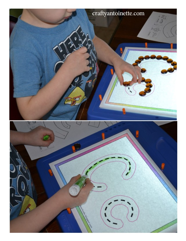 That letter C came with the caterpillar printables.