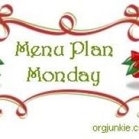 Menu Plan Monday - December, 16th, 2013