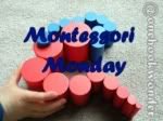 Montessori Monday Button