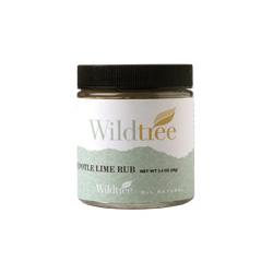 Chipotle Lime Rub Ingredients: Sea Salt, Lime Juice Powder, Garlic Powder, Chipolte Powder, Cumin, Paprika, Onion Powder, Coriander, Black Pepper, Vegetable Fiber, Cilantro, Citric Acid.