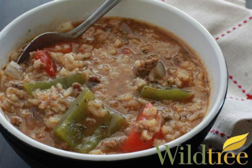 25 Stuffed Pepper Soup