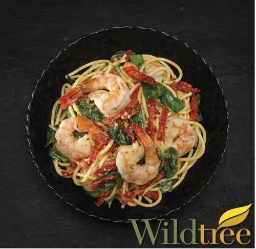 28 Shrimp Scampi Bucatini