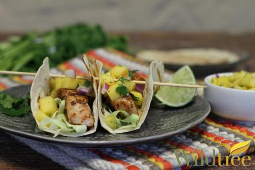 29 Cajun Fish Tacos